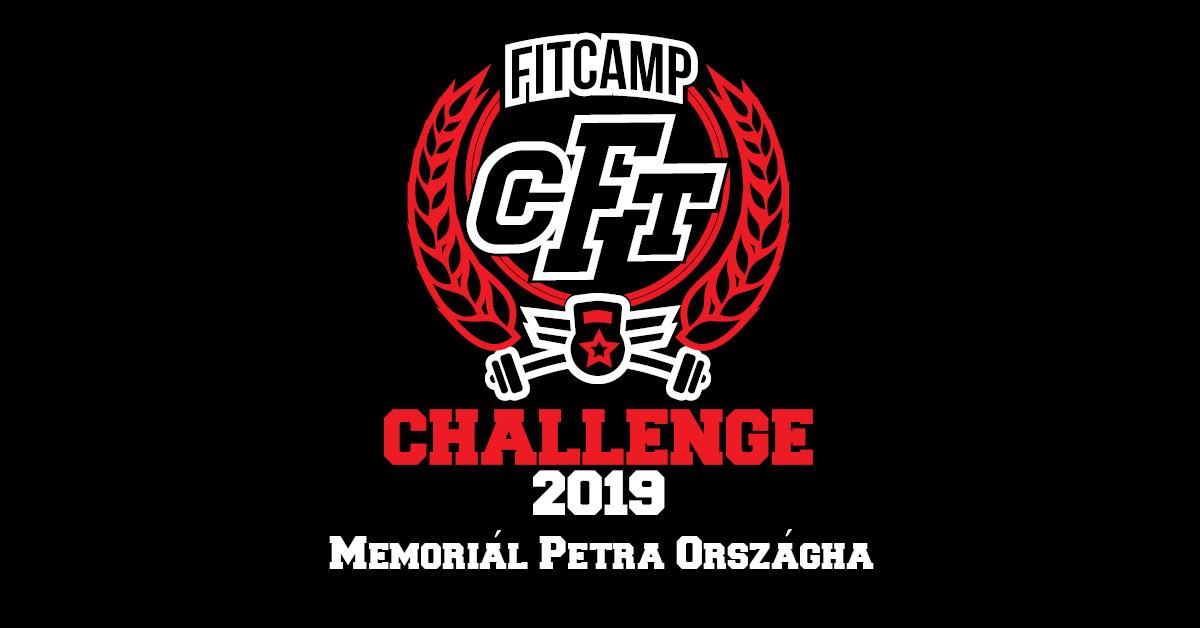 FitCamp CFT Challenge 2019 (Memoriál Petra Országha)